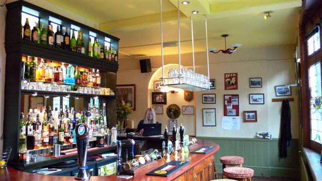 Watermans Arms Bar