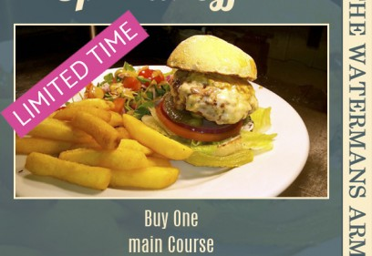 Special Meal Offer for January 2020