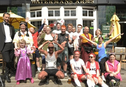 Watermans Arms Fun Run 2016