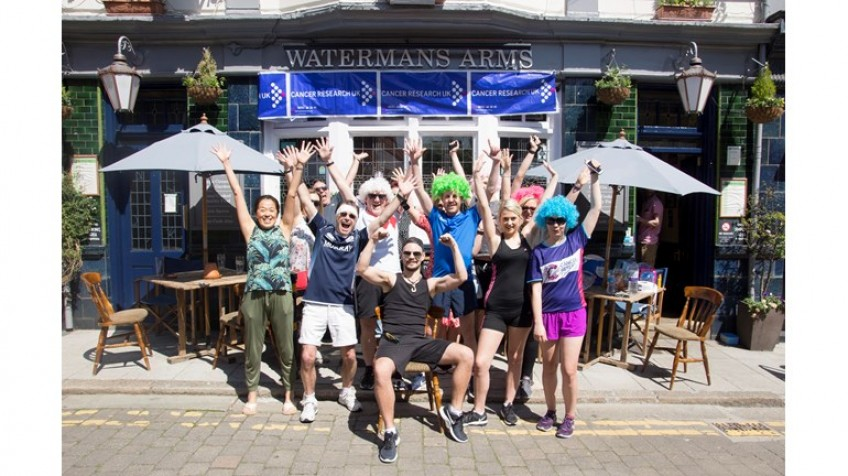 Watermans Arms Fun Run 2019