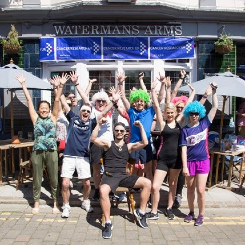 Watermans Arms Fun Run 2019