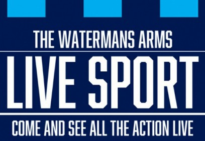 The Watermans Arms Live Sport
